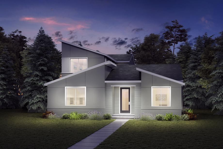 Toll Brothers - Ten Trails - Cedarwood Collection Photo
