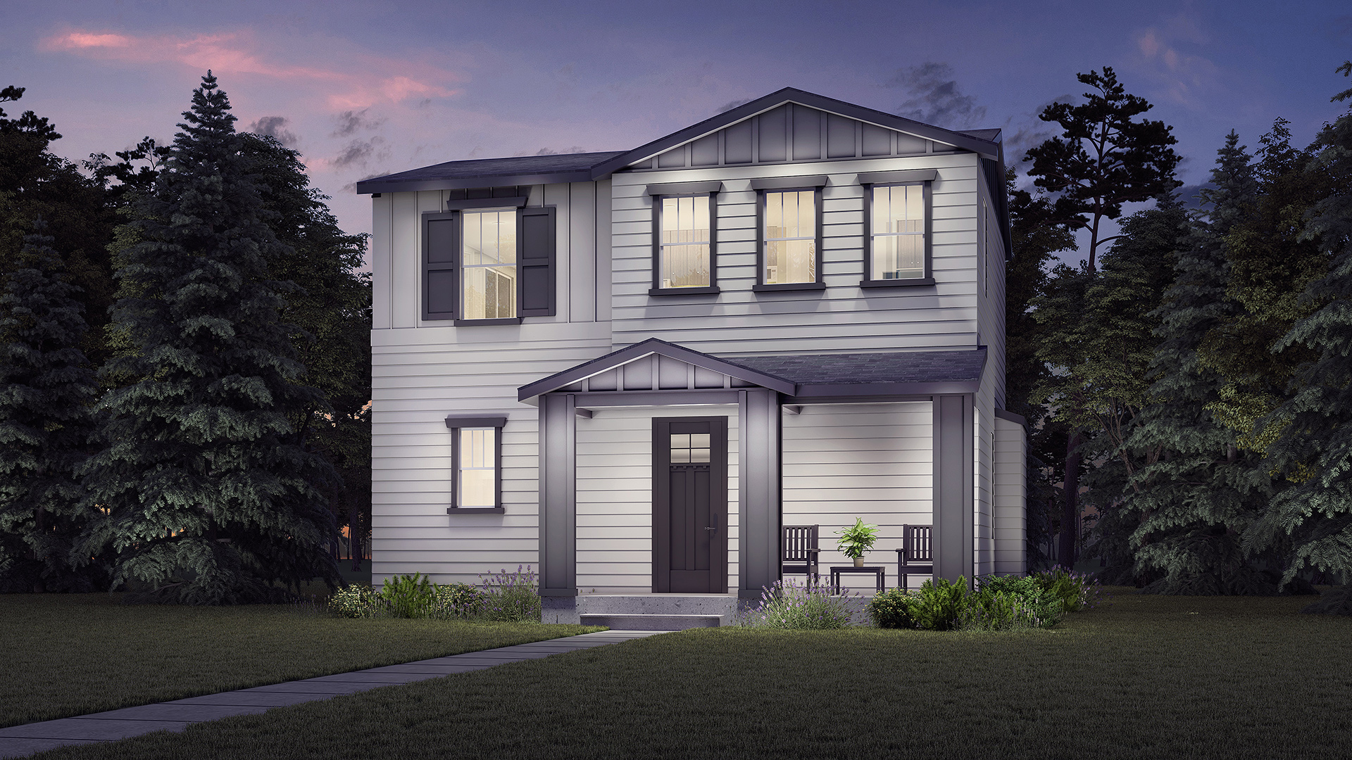 New Luxury Homes for Sale in Black Diamond, WA   Ten Trails - Cedarwood Collection
