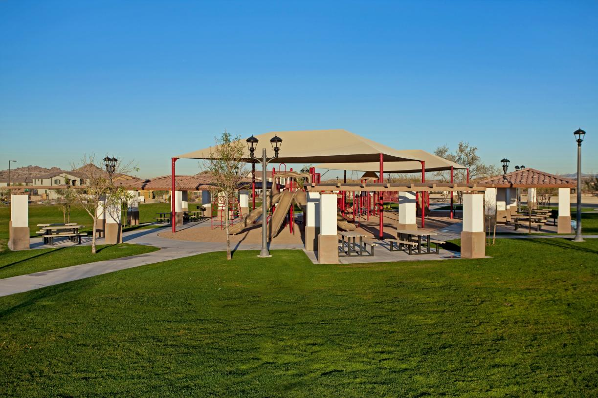 Enjoy a fun-filled afternoon at over 40 neighborhood parks