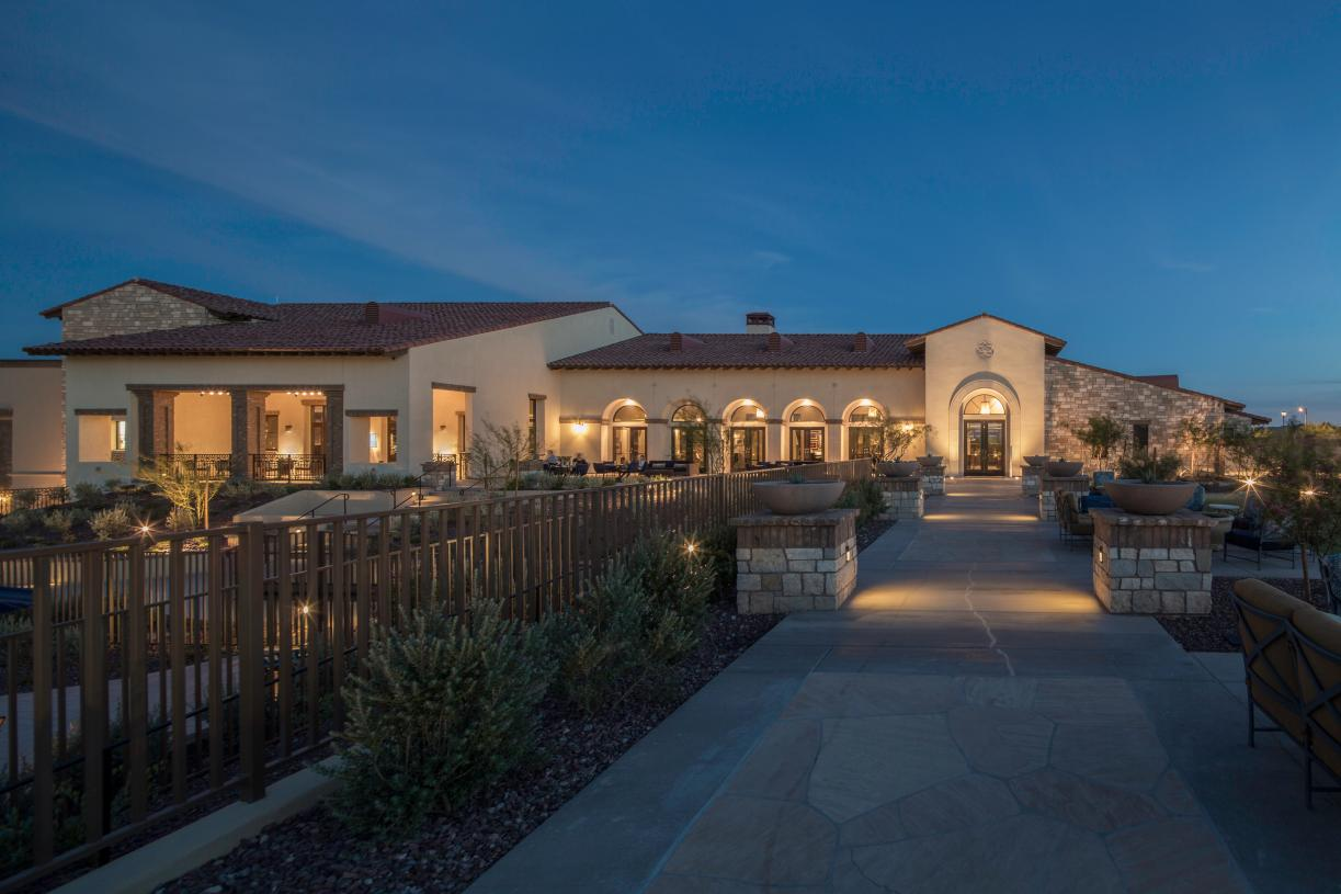 Enjoy extensive master plan amenities including a community clubhouse