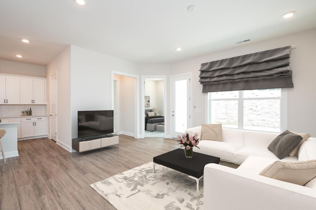 Plans highlight modern, open-concept living