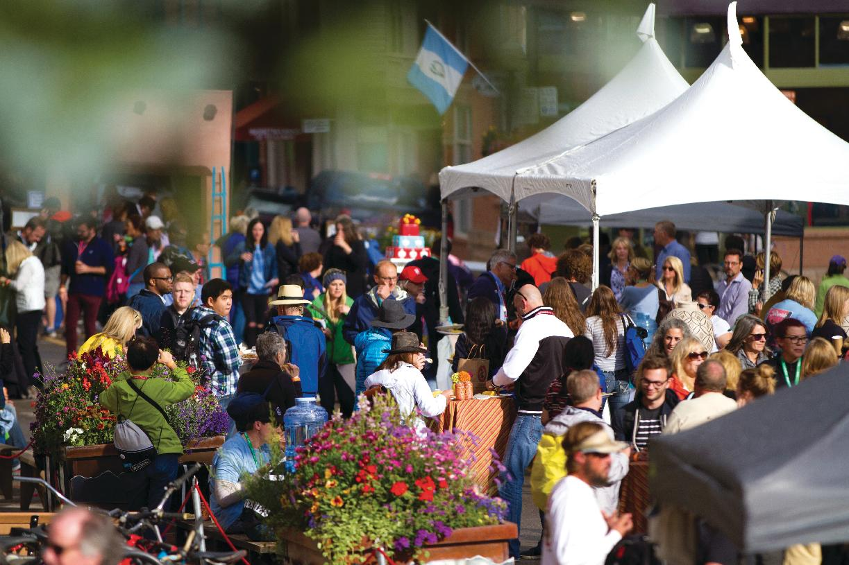 Enjoy Downtown Greenville community events and festivals all within walking distance