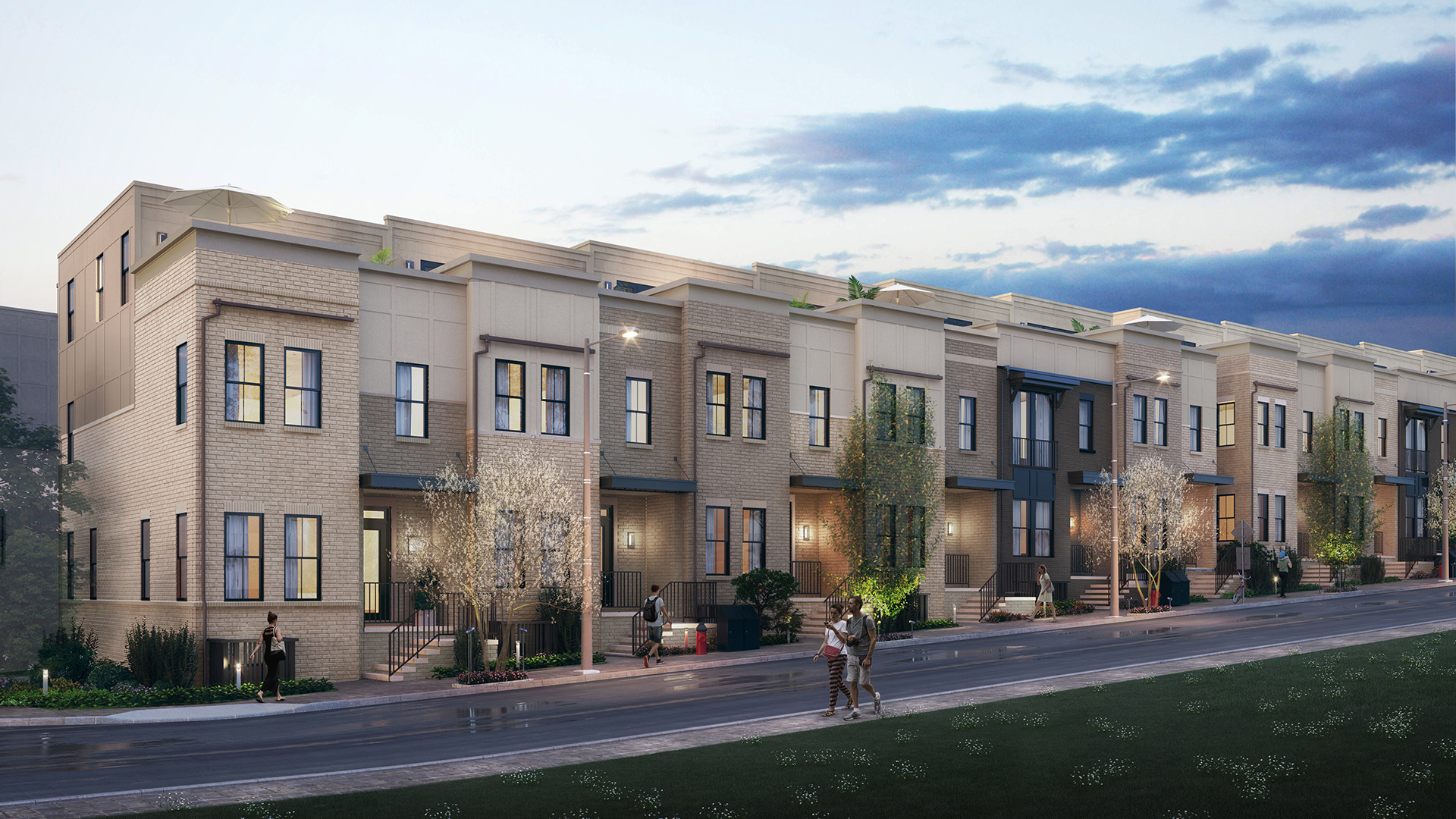 New Talley Station - Townhomes