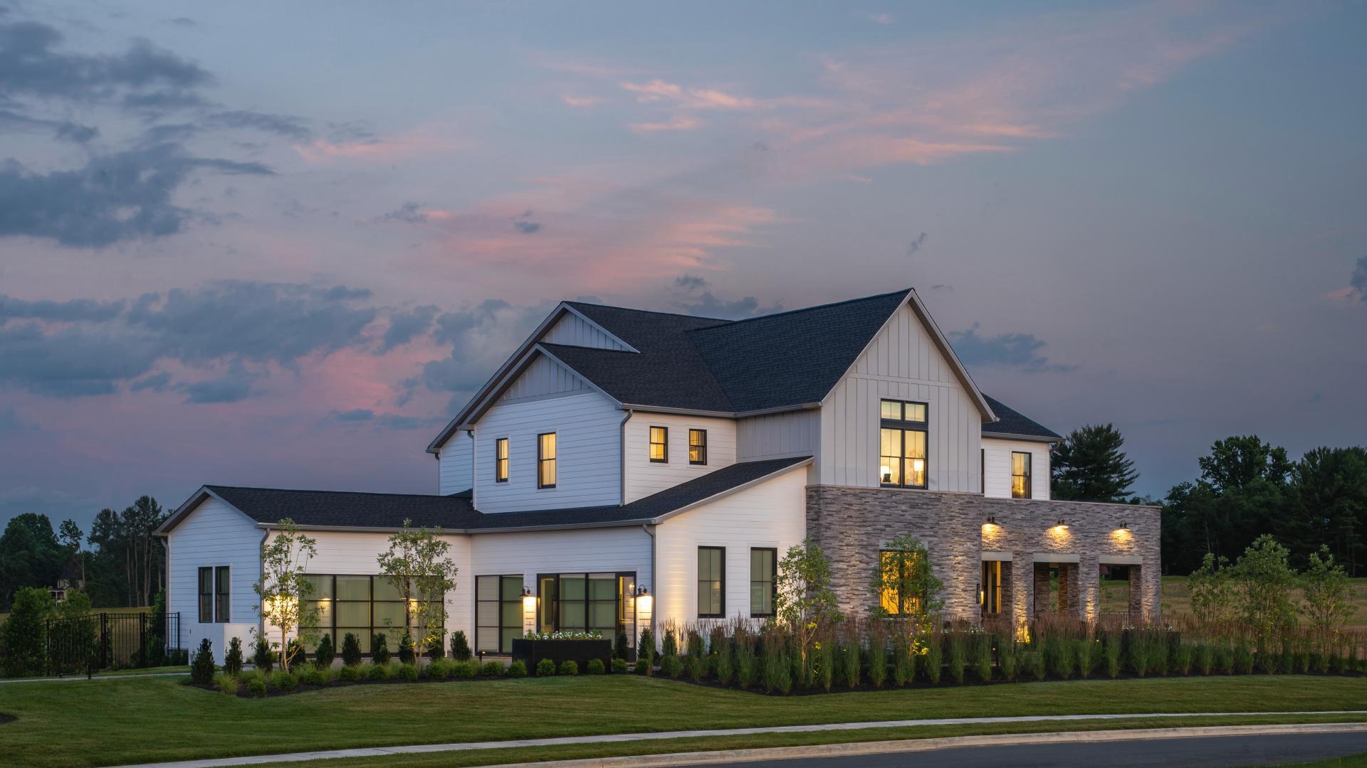 Modern exterior styles