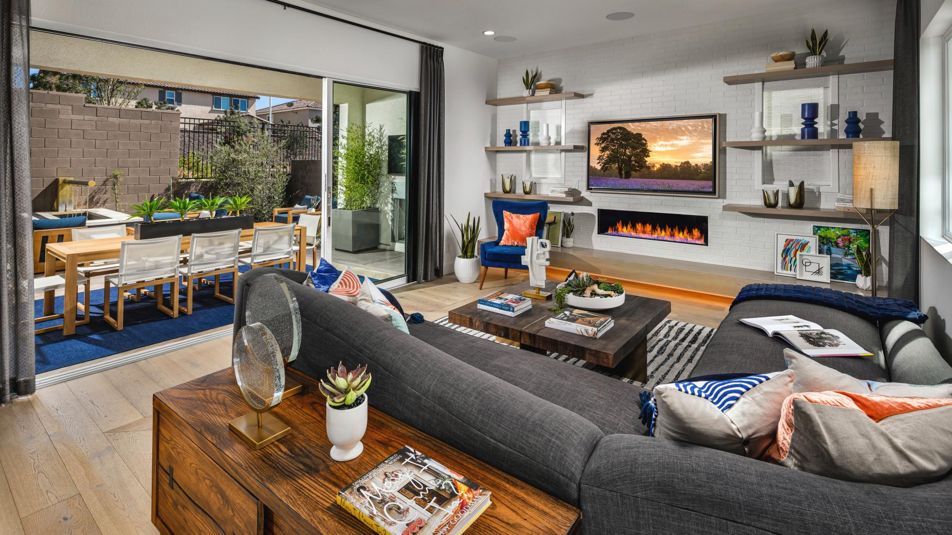 Toll Brothers at Skye Canyon - Vista Rossa Collection