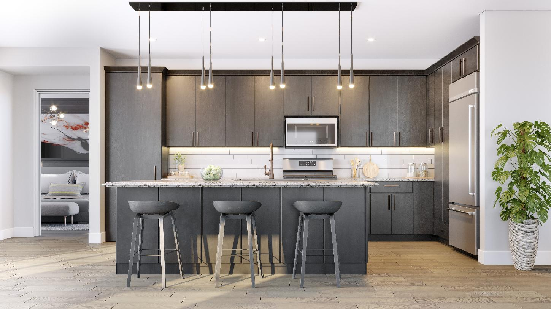 Expertly-designed kitchen