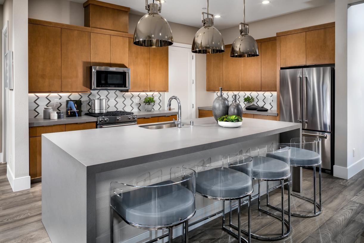 Expertly-designed kitchens