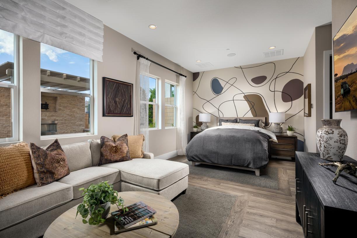 Comfortable multi-gen suite