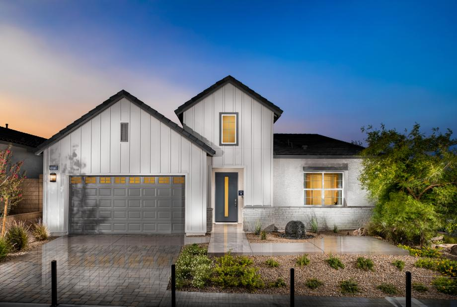Toll Brothers - Toll Brothers at Skye Canyon - Montrose Collection Photo