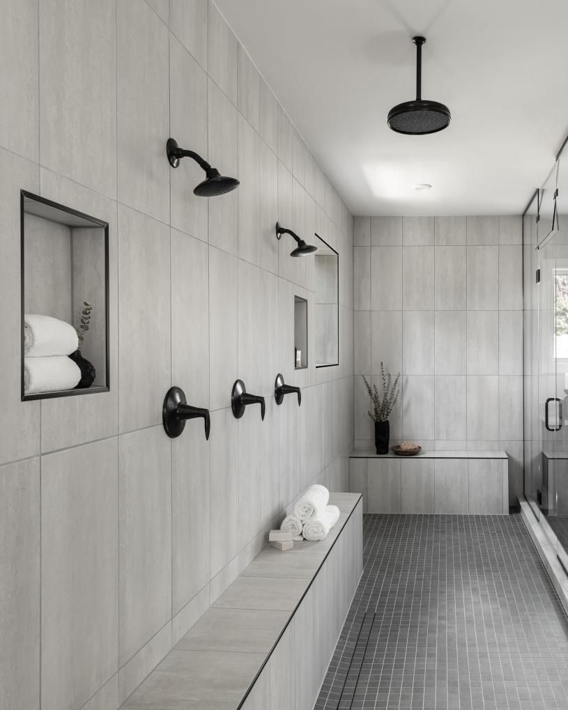 Parkhurst primary shower