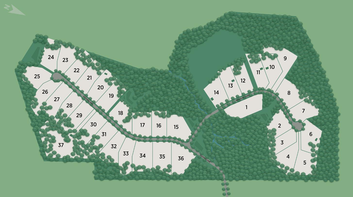 Kingsley Woods Site Plan
