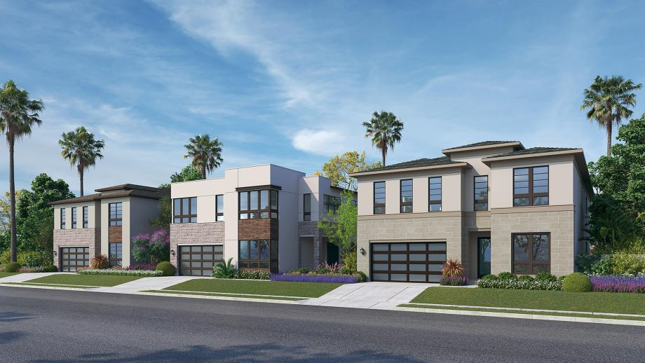 Toll Brothers - Hillcrest at Porter Ranch - Overlook Collection Photo