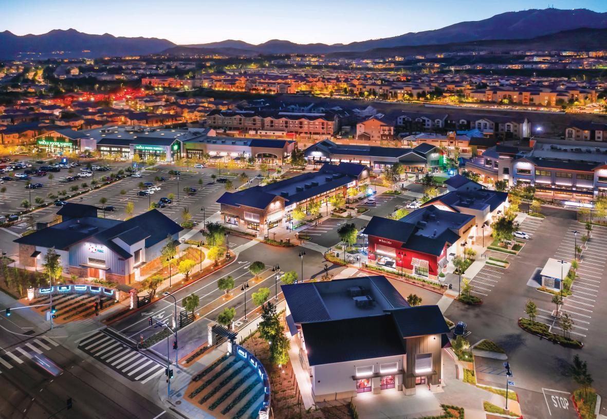 Porter Ranch Shopping Center