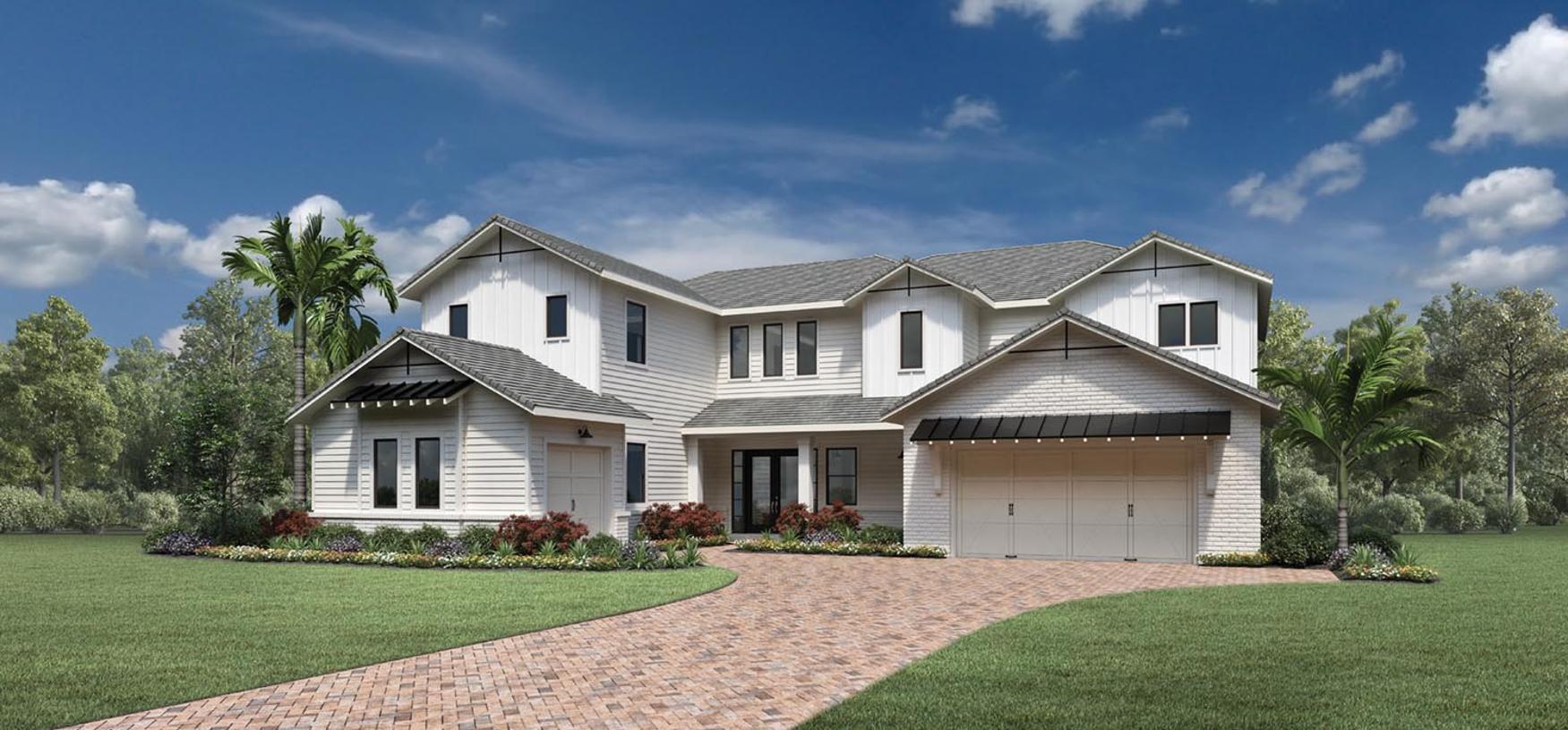Abington -  Modern Ranch