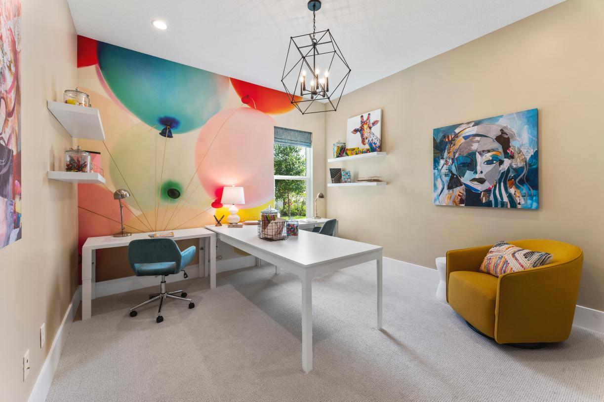 Flex spaces for multi-use