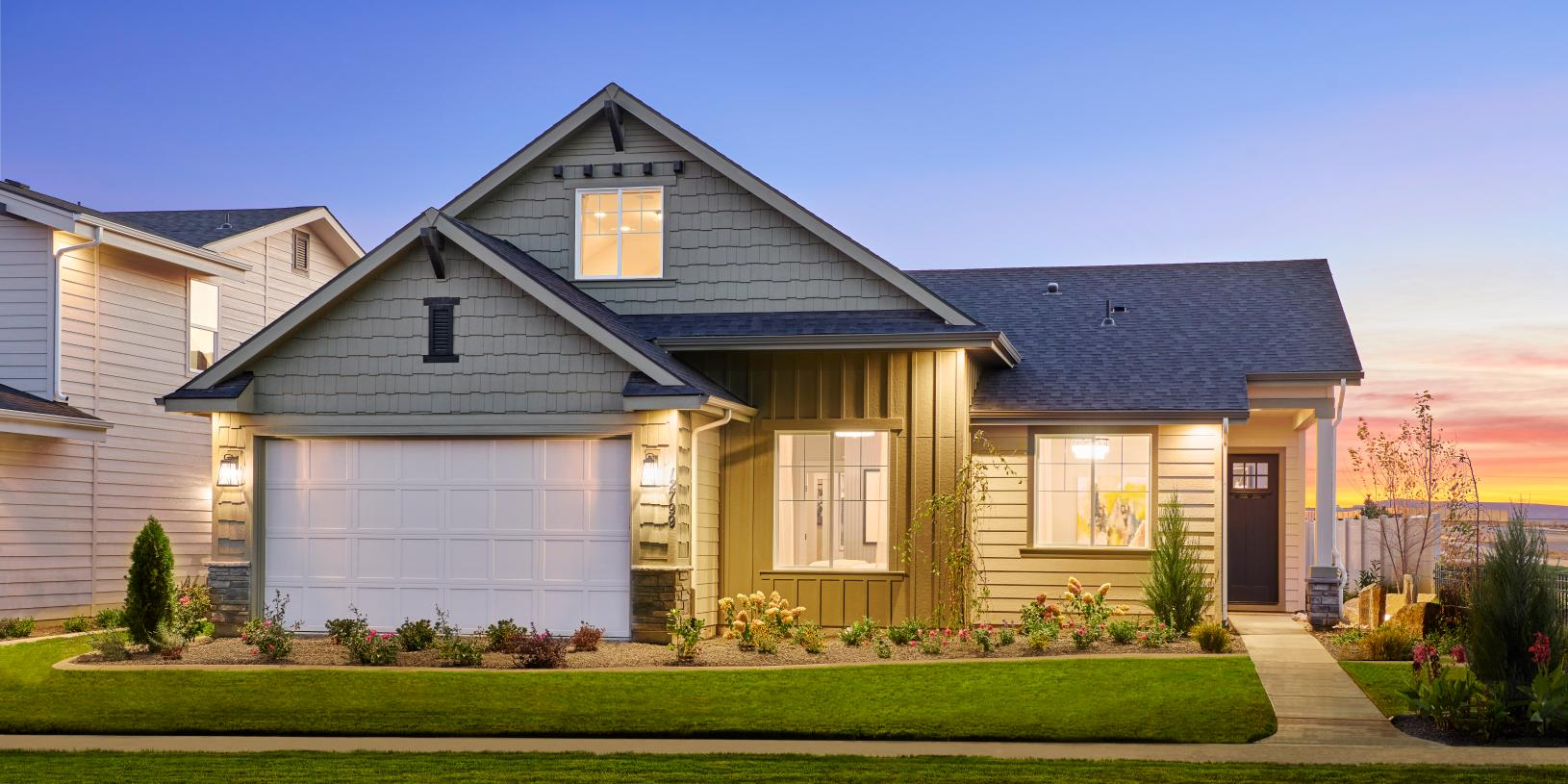 Choose from hundreds of high-end exterior options
