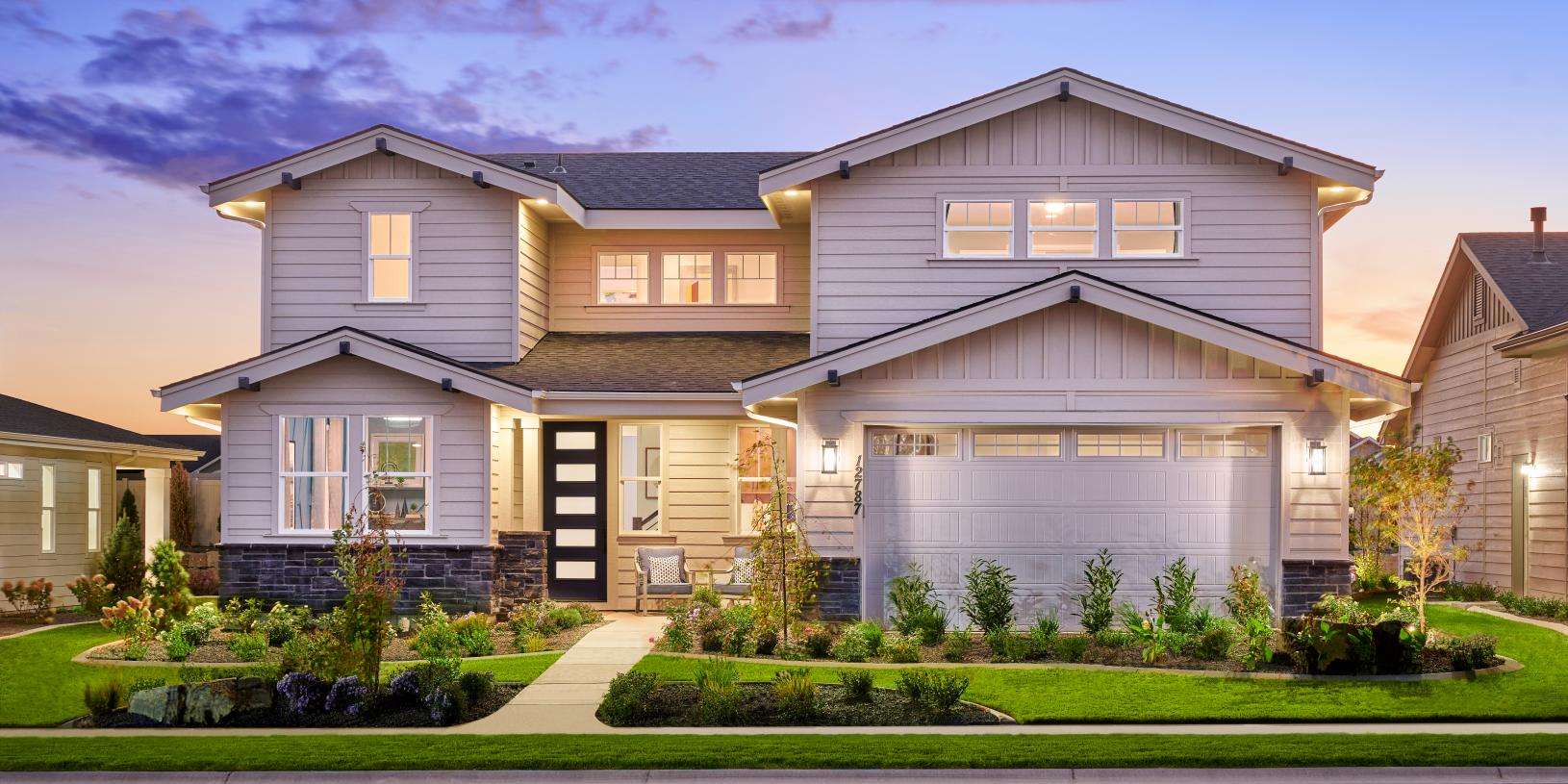 Enjoy exceptional curb appeal