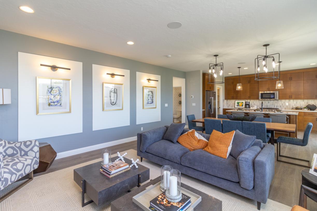Enjoy comfortable, open-concept living