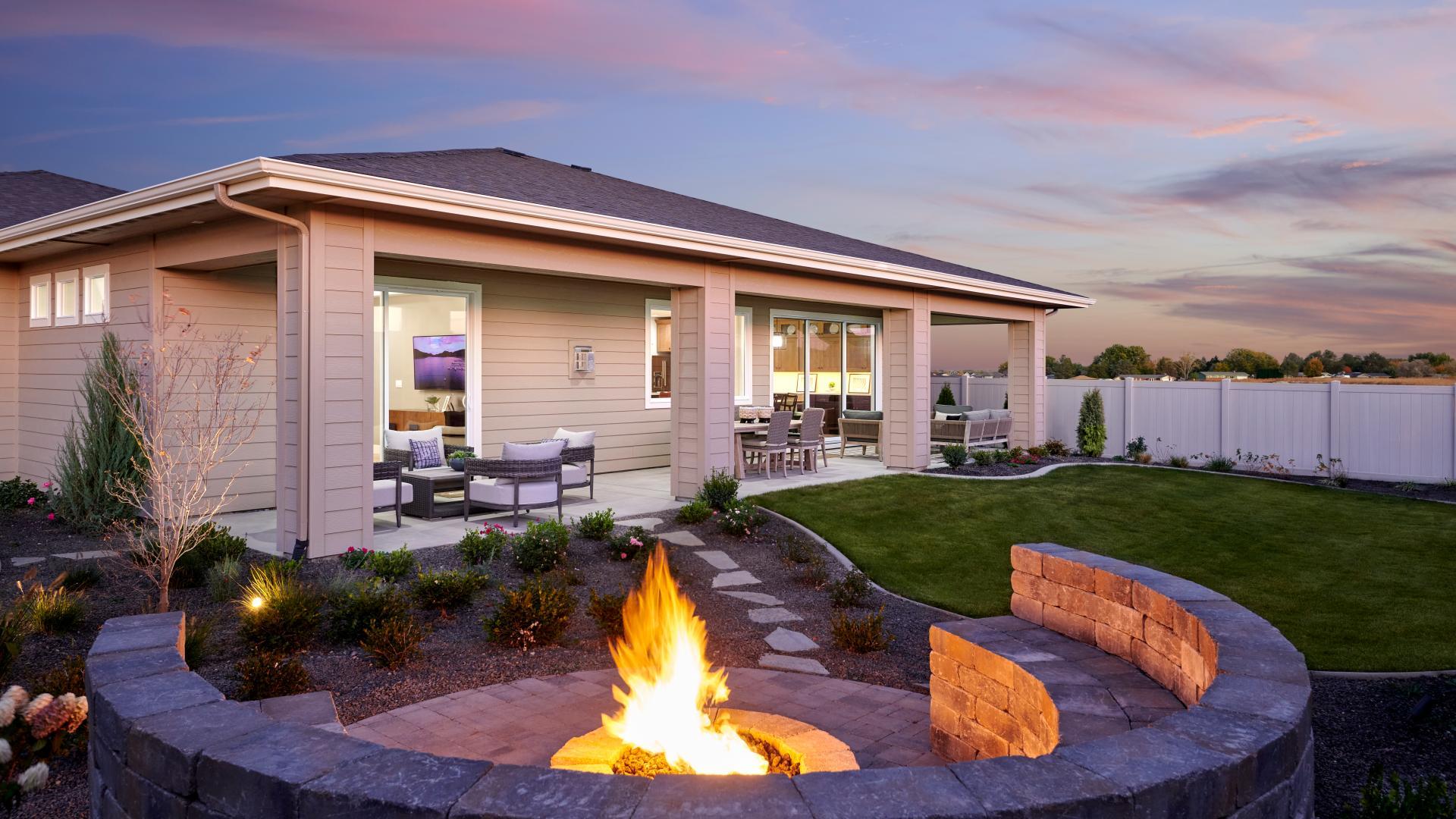Premium selections make outdoor entertaining easy