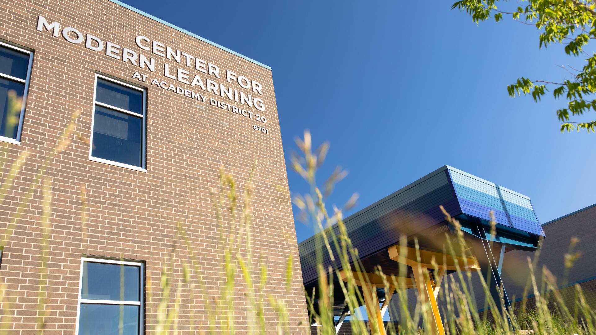 Award-wining schools, hosting Legacy Peak Elementary School and Center for Modern Learning