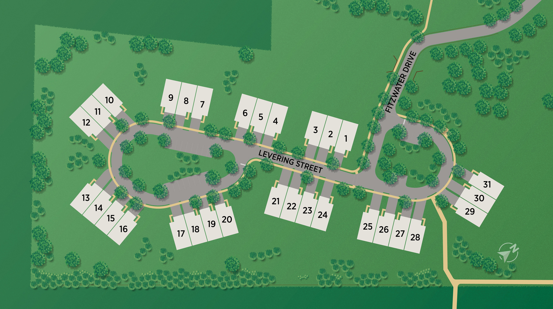 Creekside at Blue Bell Site Plan
