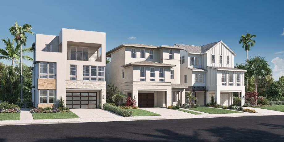 Toll Brothers - The Parklands at The Meadows Photo