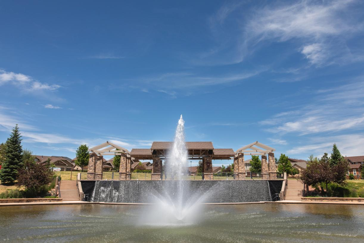 Enjoy one of the many parks that host community events throughout the year