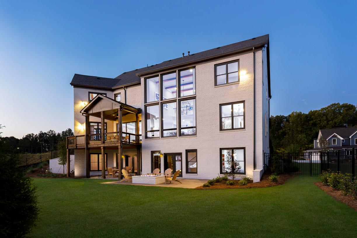 Outdoor living options