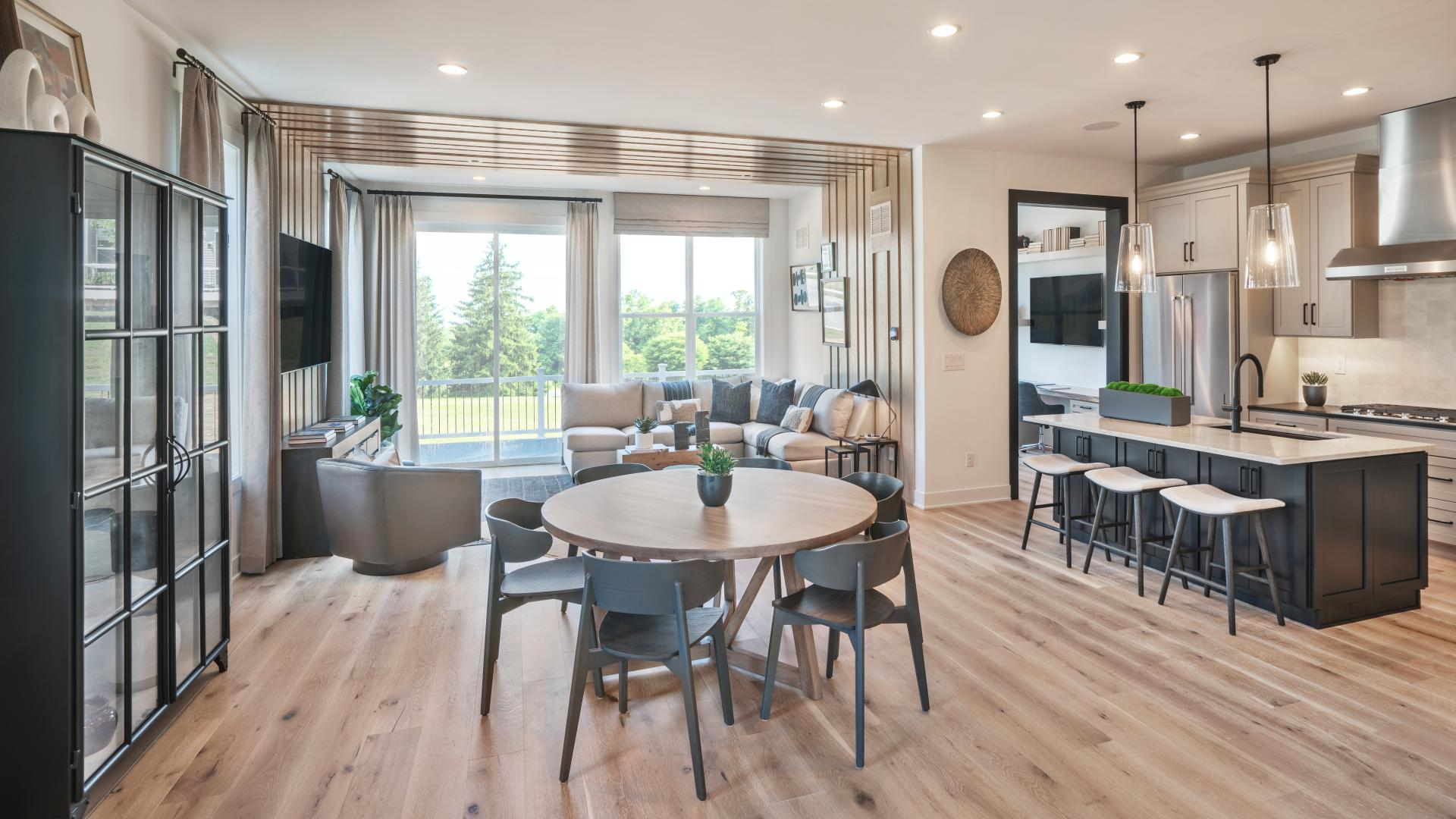 New open-concept home designs available