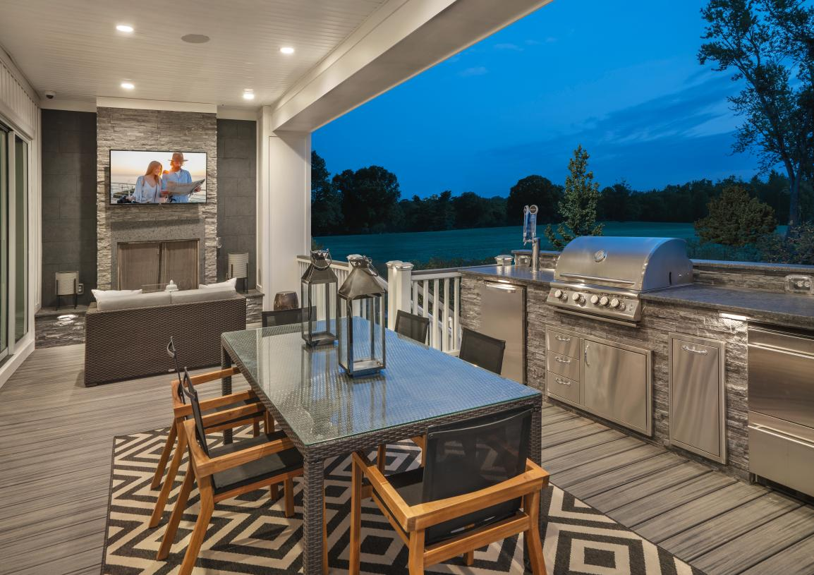 Outdoor living options to create your ideal outdoor retreat