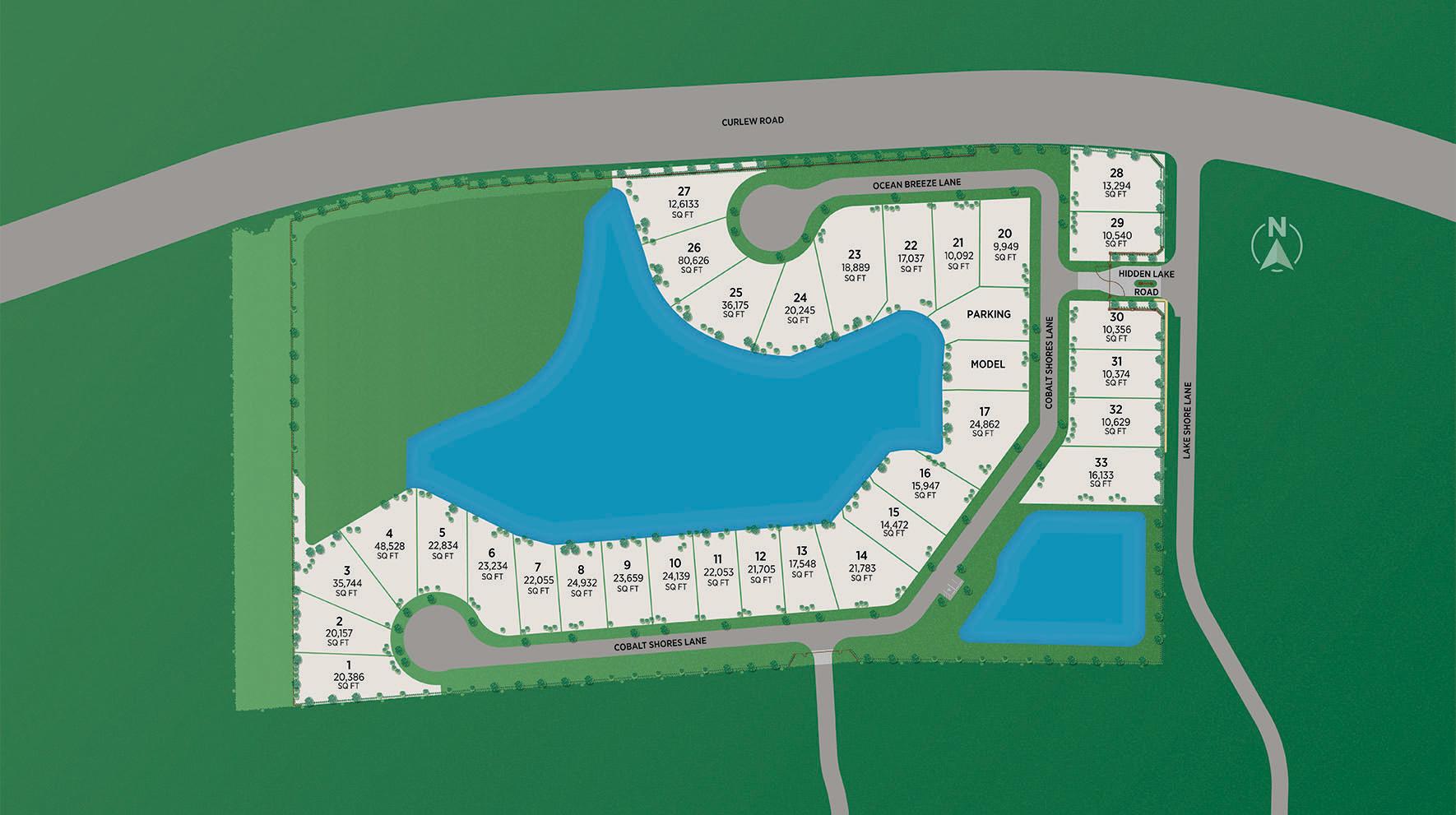 Aspen Trail Site Plan