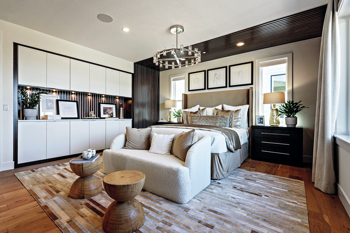 Personalize your home and create a relaxing primary bedroom suite