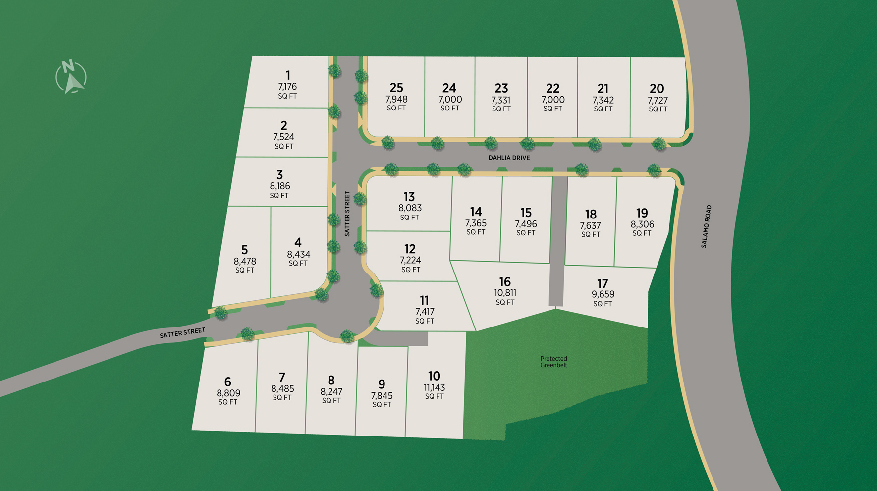 West Linn Meadows Site Plan