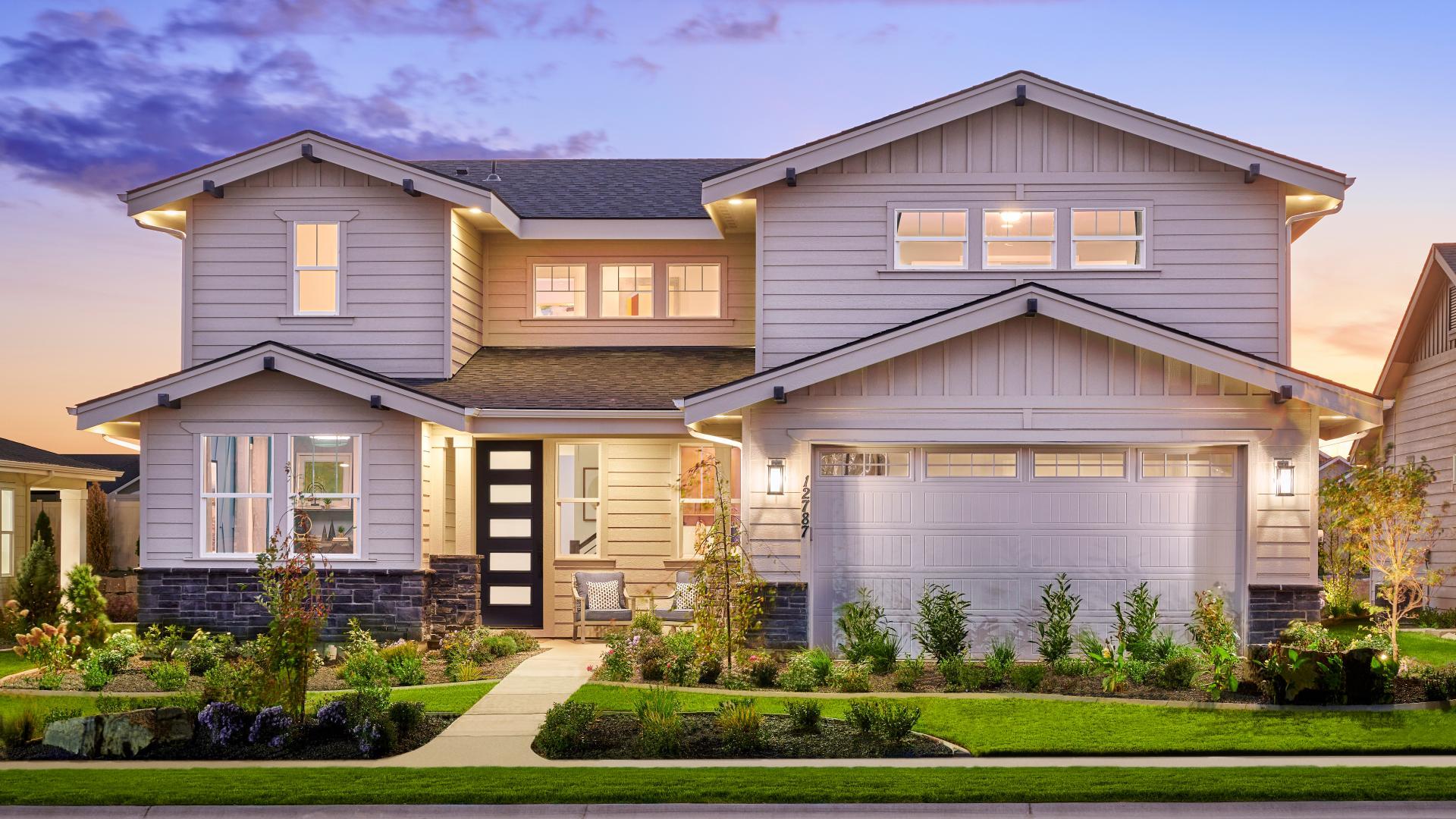 Freshly designed exteriors