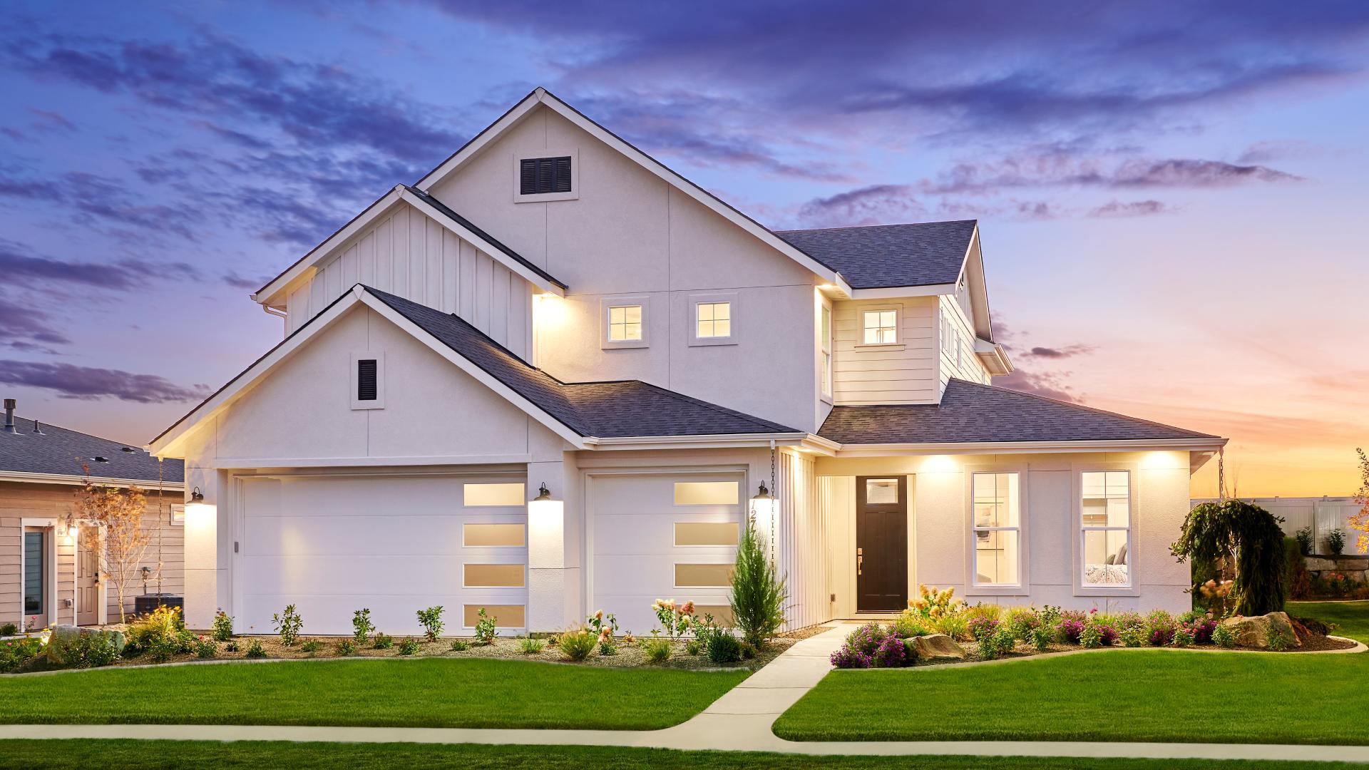 New modern exterior designs
