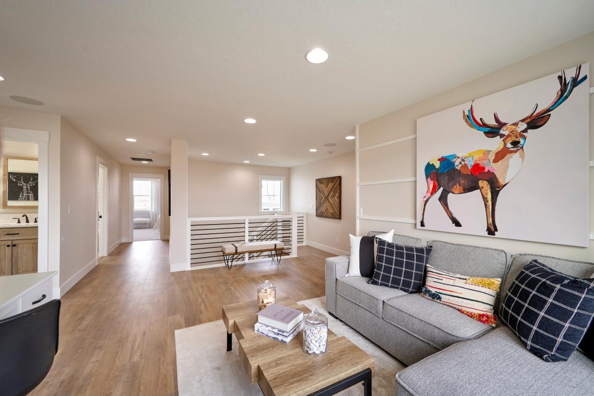 Cozy second floor lofts