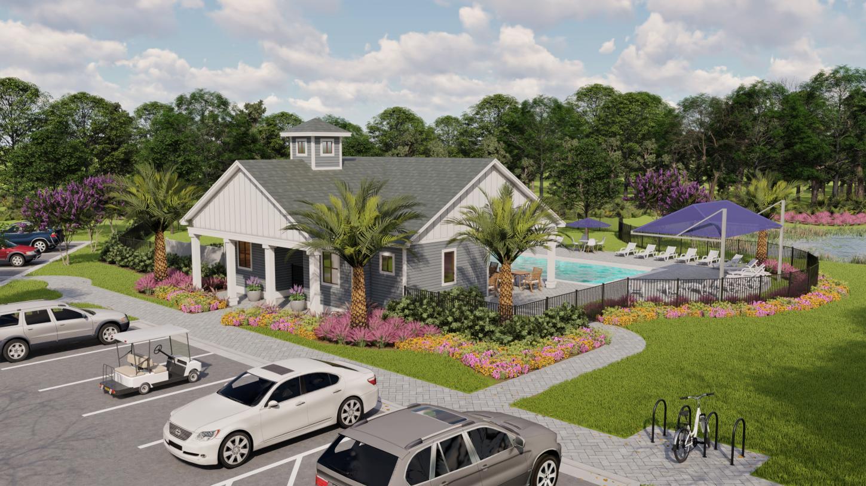 Resident Amenity Center