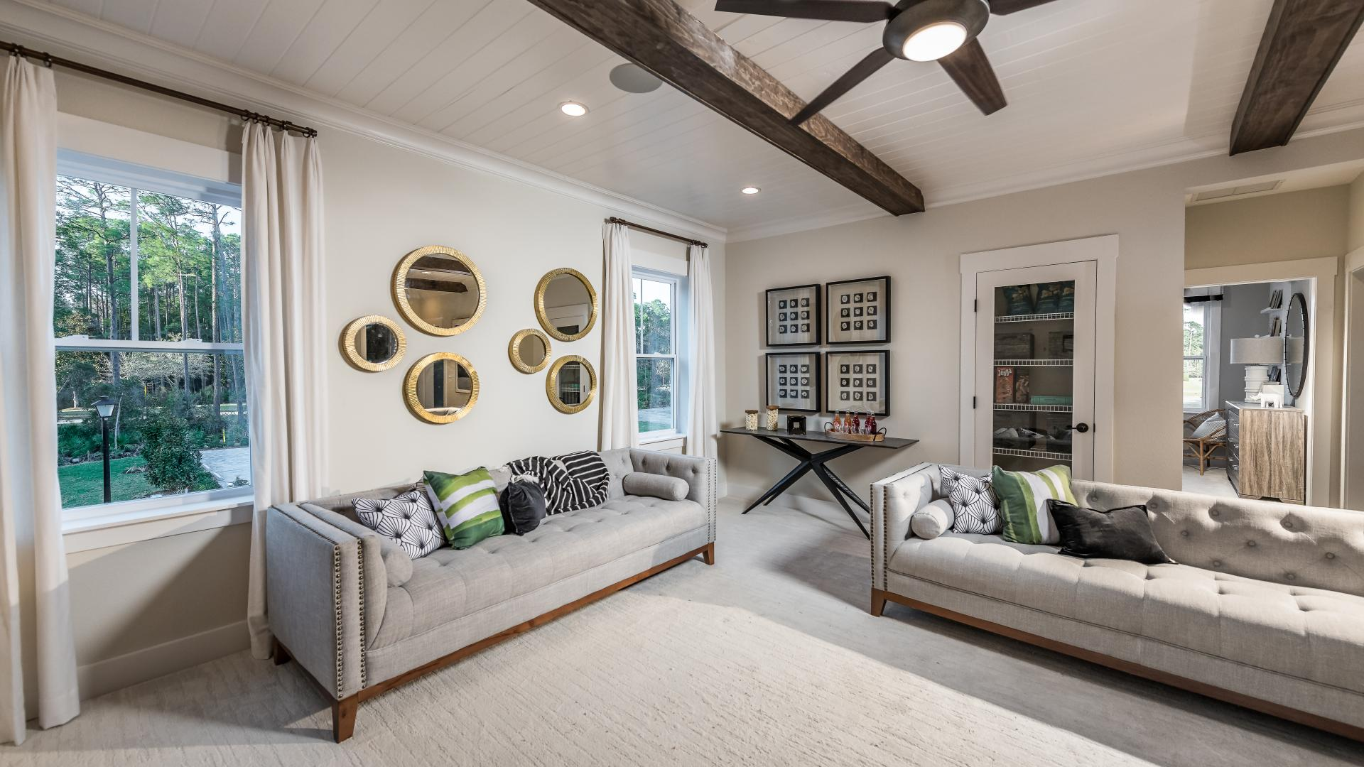 Cozy lofts