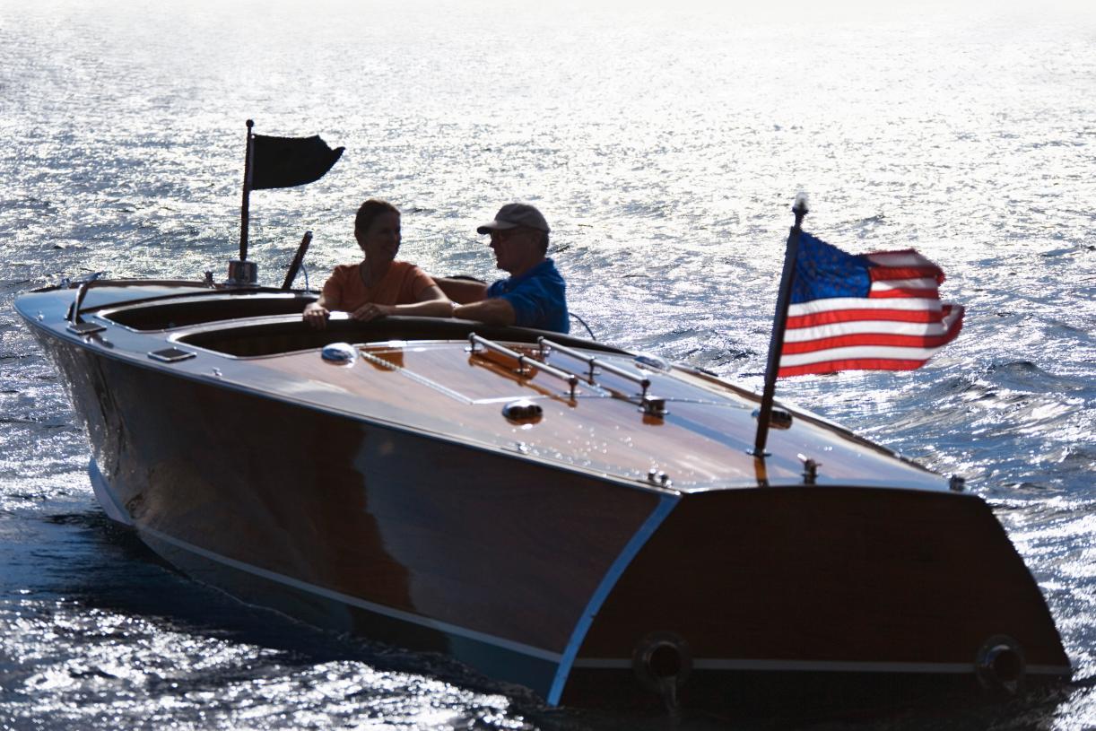 Easy access to boating on Lake Washington