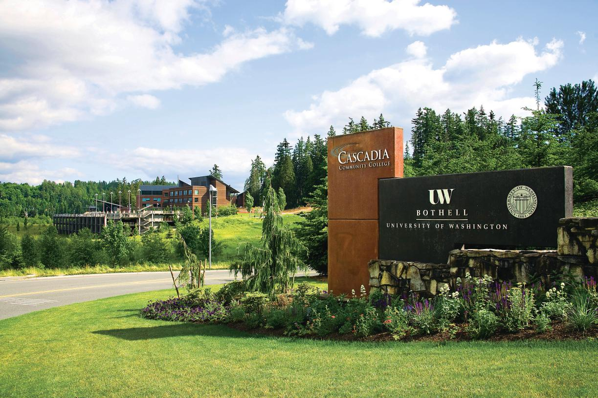 The University of Washington Bothell campus and Bastyr University are just a quick commute from Northbrook