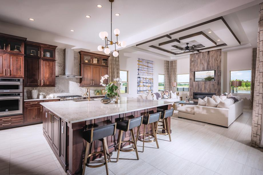 Toll Brothers - Shores at Lake Whippoorwill - Estates Collection Photo