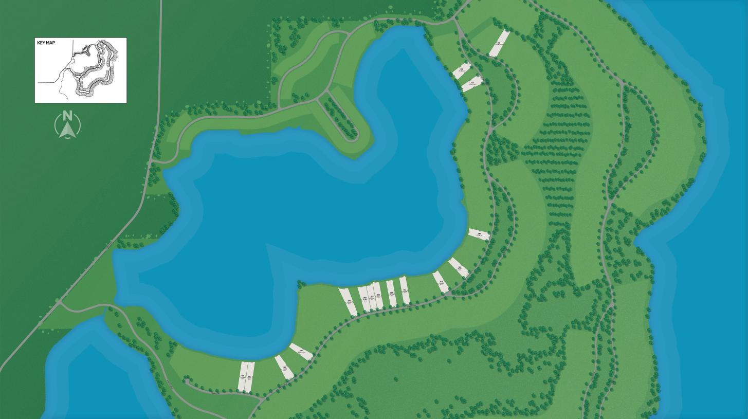 Toll Brothers at Bella Collina Site Plan I
