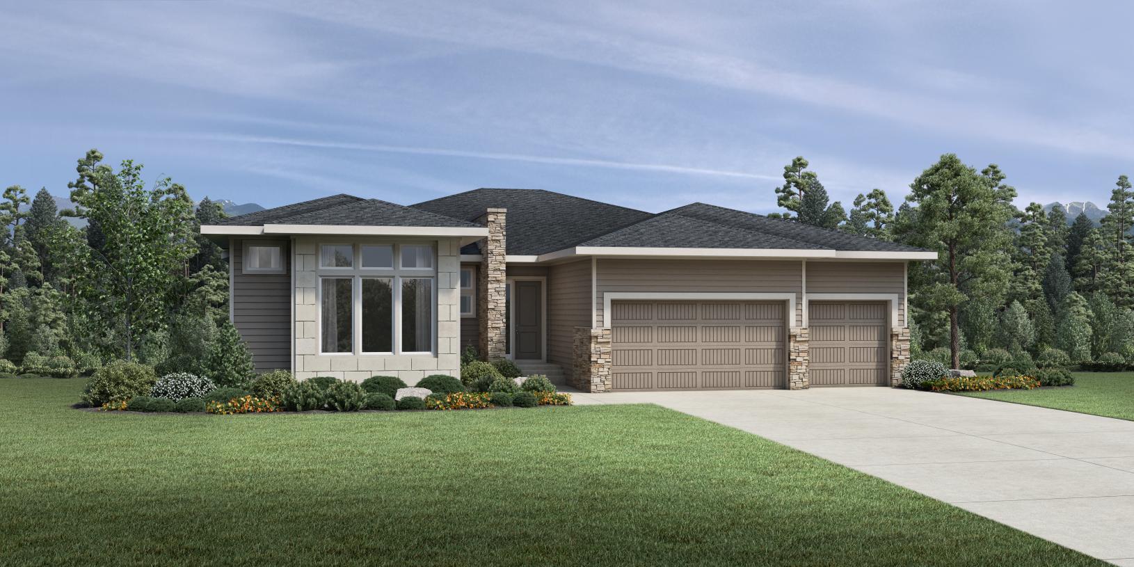Montview - Modern Villa