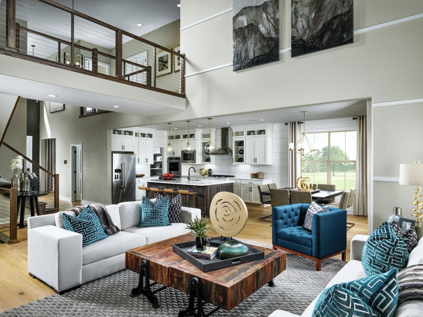 Toll Brothers - Allison Ranch - Executive Collection Photo