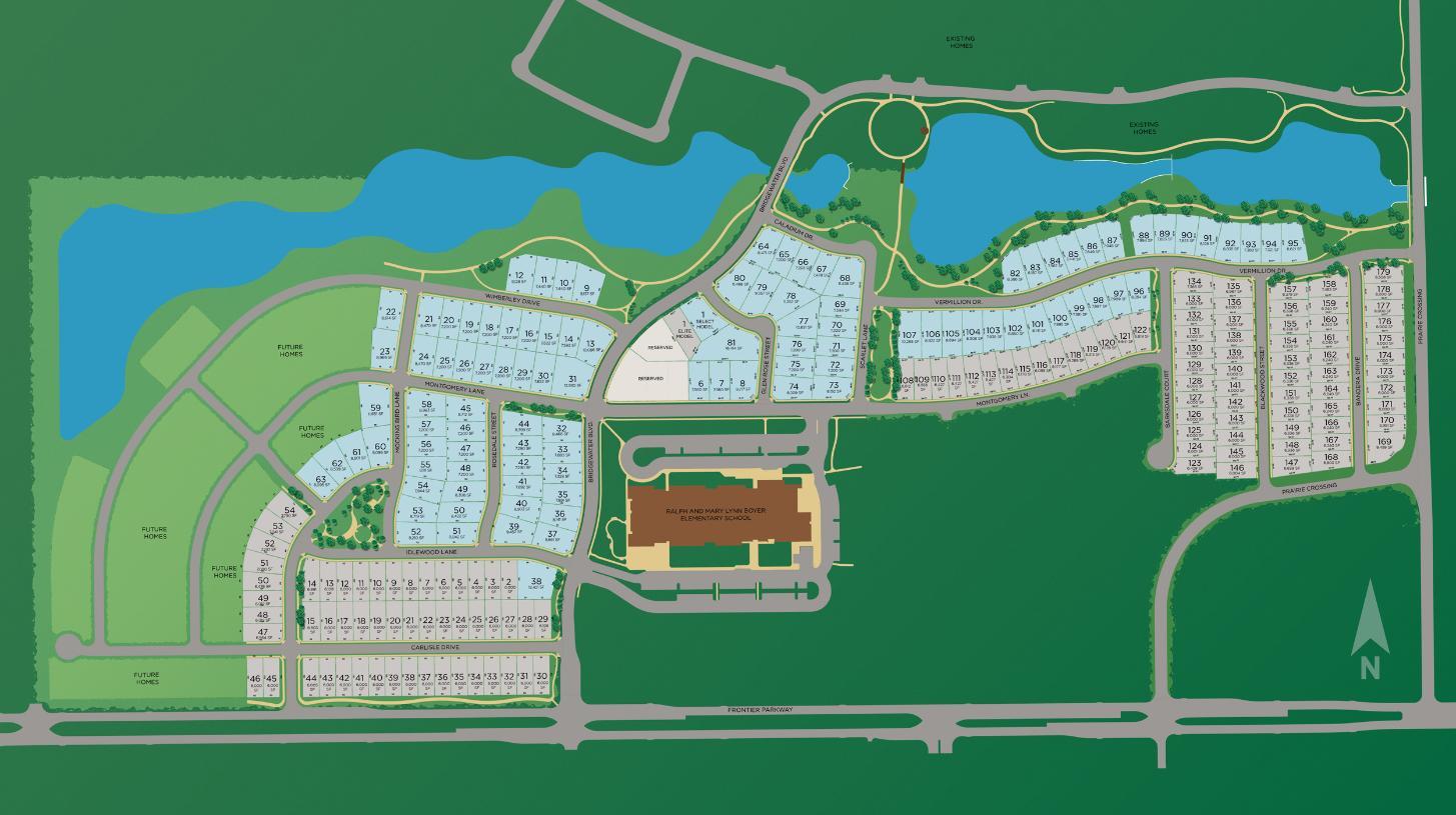 Light Farms - Overall Site Plan
