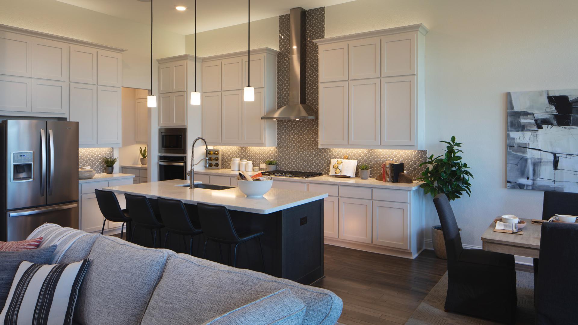 Open home designs