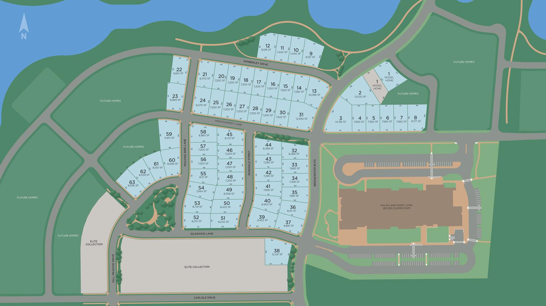Light Farms - Select Collection Site Plan