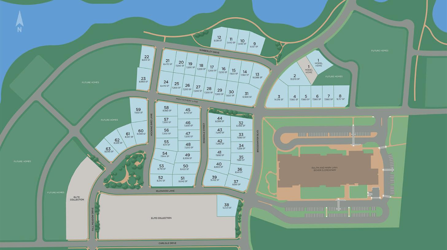 Light Farms - Select Collection Site Plan