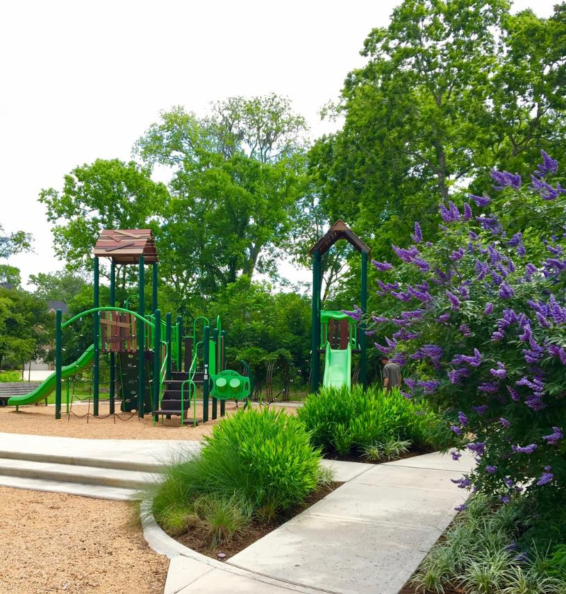 Dedicated children's park