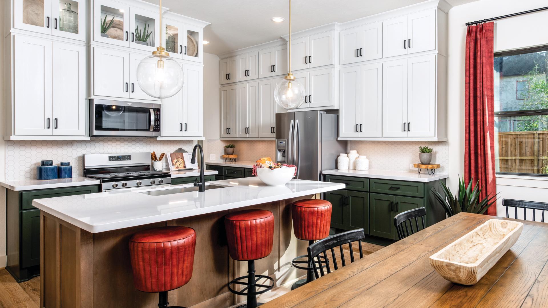 Stunning chef's kitchen